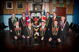 Grand Master's Charity Appeal Presentation